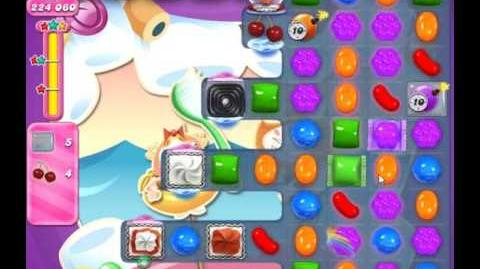 Candy Crush Saga Level 2267 - NO BOOSTERS