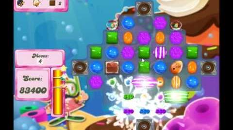 Candy Crush Saga Level 2556 - NO BOOSTERS