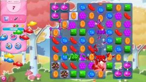 Candy Crush Saga Level 4885 NO BOOSTERS