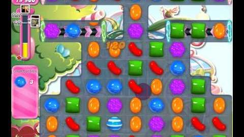 Candy Crush Saga Level 583 ✰✰✰ No Boosters 66 160 pts