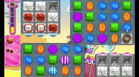 Candy Crush Saga LEVEL 2076 NO BOOSTERS