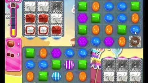 Candy Crush Saga LEVEL 2076 NO BOOSTERS