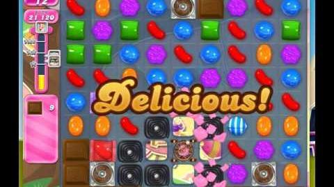 Candy Crush Saga Level 1726 (Version 3) ★★