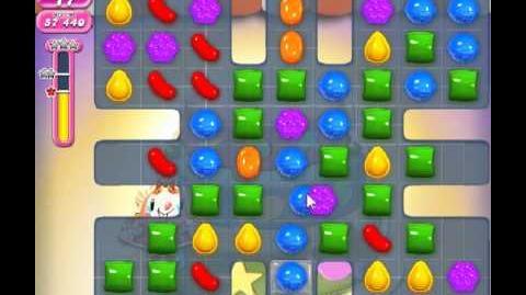Candy Crush Saga Level 203 - 3 Star