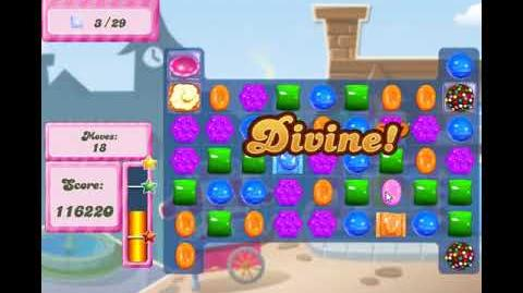 Candy Crush Saga Level 2721 NO BOOSTERS 2Star 2700plus Group Update 111017