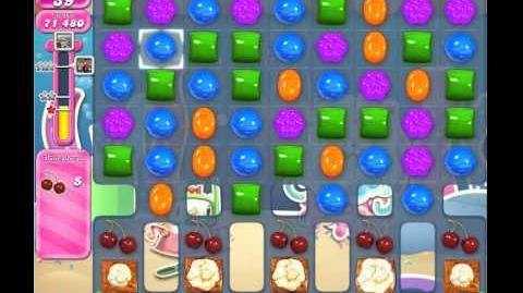 Candy Crush Saga Level 934 (nerfed)