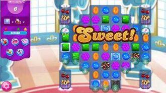 Candy Crush Saga - Level 4691 - No boosters ☆☆☆ HARD