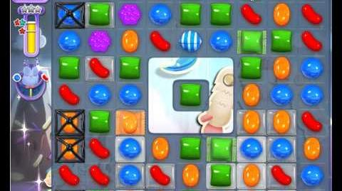 Candy Crush Saga Dreamworld Level 45 (Traumland)