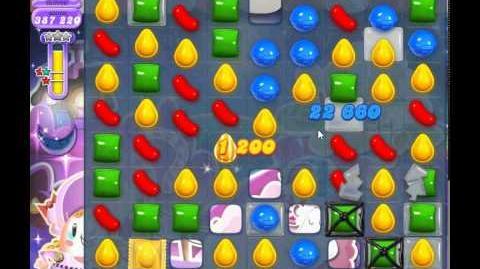 Candy Crush Saga Dreamworld Level 461(No boosters)