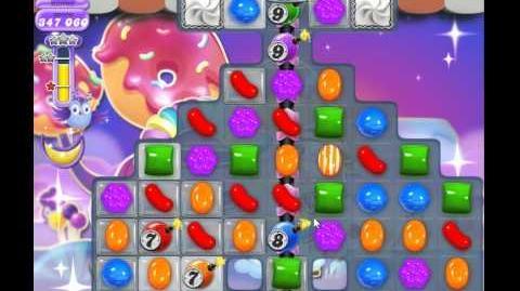 Candy Crush Saga Dreamworld Level 539 (No booster, 3 Stars)