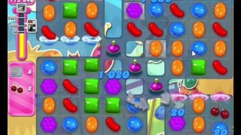 Candy Crush Saga LEVEL 2447 NO BOOSTERS
