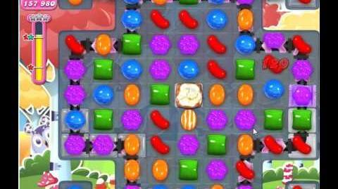 Candy Crush Saga Level 1195