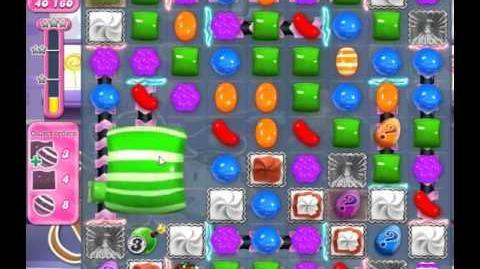Candy Crush Saga Level 1280 - DIAMOND DISTRICT FINISHED )