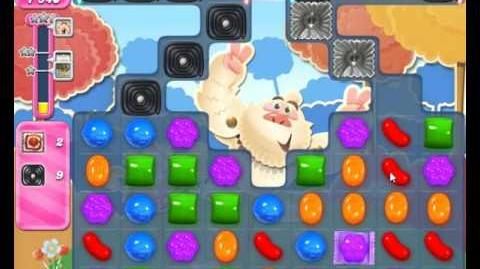 Candy Crush Saga Level 1699 Super Hard Level NO BOOSTER (2nd Version)
