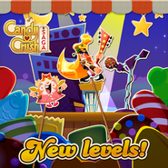 New levels released 172