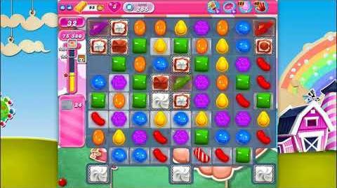 Candy Crush Saga - Level 285 - No boosters ☆☆☆