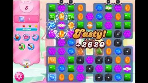 Candy Crush Saga - Level 3194 ☆☆☆