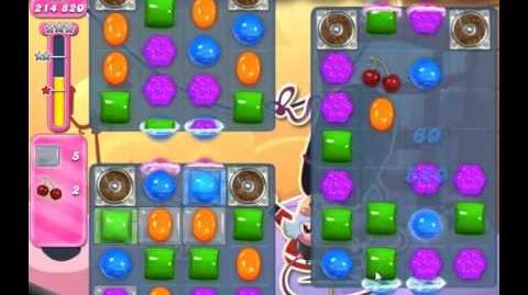 Candy Crush Saga Level 1836 - NO BOOSTERS