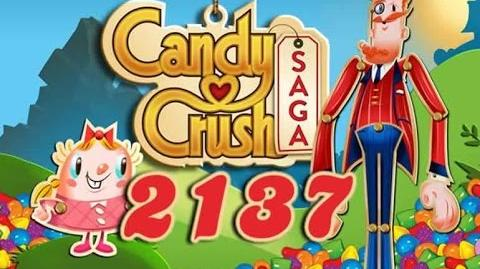 Candy Crush Saga Level 2137
