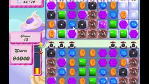 Candy Crush Saga Level 2780 NO BOOSTERS (20 moves)