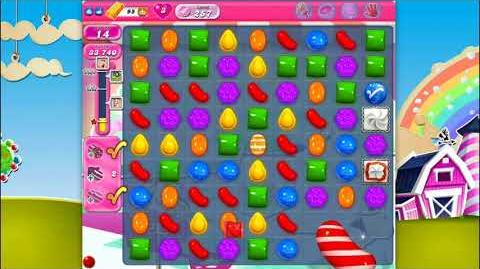 Candy Crush Saga - Level 257 - No boosters