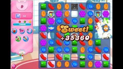 Candy Crush Saga - Level 3264 ☆☆☆ Difficult