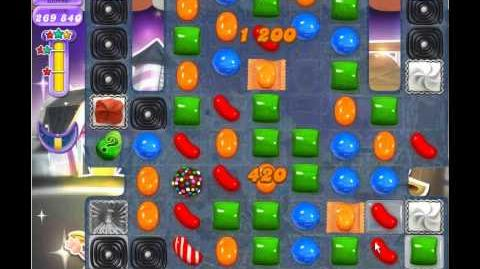 Candy Crush Saga Dreamworld Level 241 (3 Stars)