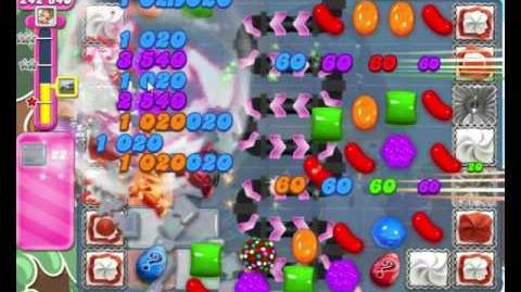 Candy Crush Saga LEVEL 1685 NO BOOSTERS (24 moves)
