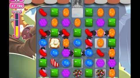 Candy Crush Saga Level 1048 (No booster, 3 Stars)