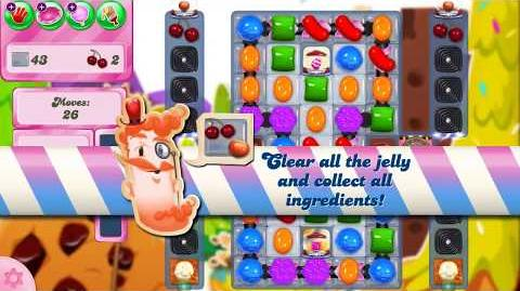 Candy Crush Saga Level 2592 NO BOOSTERS
