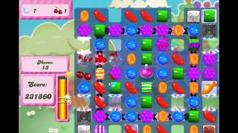 Candy Crush Saga Level 2811 NO BOOSTERS 3Star 2700plus Group Redesigned 181017