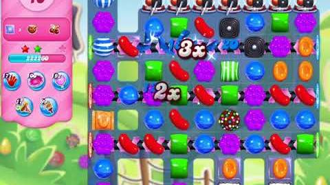 Candy Crush Saga Level 3159 NO BOOSTERS (fourth version)