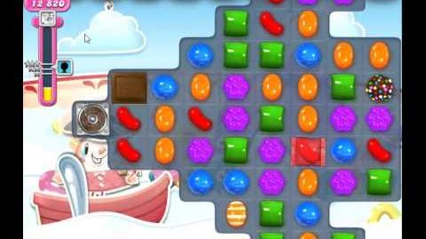Candy Crush Saga Level 613 NEW