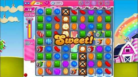 Candy Crush Saga - Level 2776 - No boosters ☆☆☆