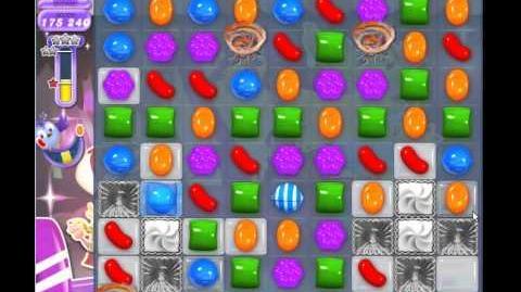Candy Crush Saga Dreamworld Level 411