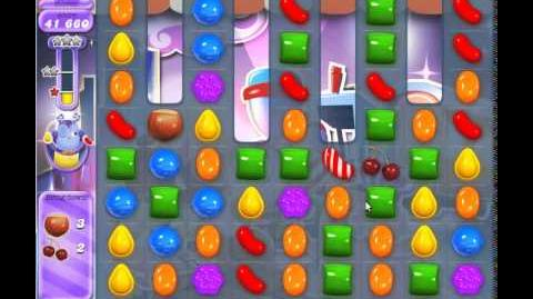 Candy Crush Saga Dreamworld Level 442