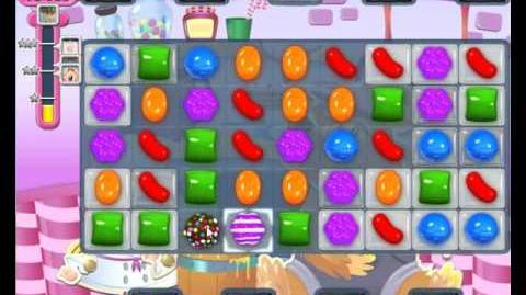 Candy Crush Saga Level 1318 NO BOOSTER Newest Version