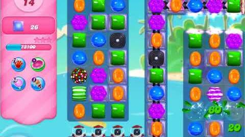 Candy Crush Saga Level 2679 New 24 Moves