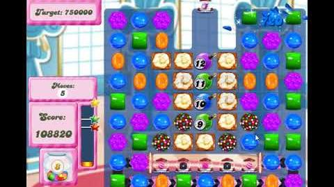 Candy Crush Saga Level 2700+ Group -- level 2750 -- No boosters
