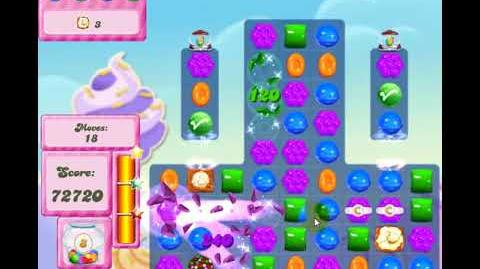 Candy Crush Saga Level 2828 NO BOOSTERS 3Star 2700plus Group