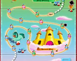 Caramel Keep Map