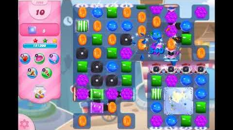Candy Crush Saga - Level 2968 ☆☆☆