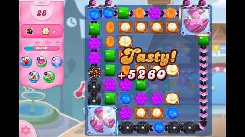Candy Crush Saga - Level 2975 ☆☆☆