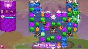 Candy Crush Saga - Level 4108 - No boosters ☆☆☆ Longest level of 2019