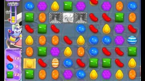 Candy Crush Saga Dreamworld Level 126 (Traumwelt)
