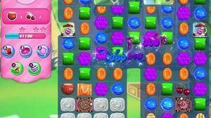 Candy Crush Saga Level 1327 (fourth version) No booster