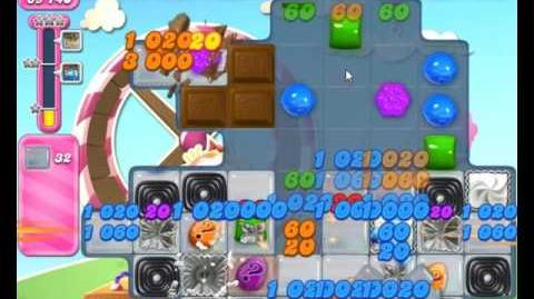 Candy Crush Saga Level 1766 NO BOOSTER (2nd Version)