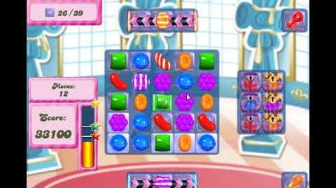 Candy Crush Saga Level 2700+ Group -- level 2746 -- No boosters ☆☆☆