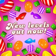 New levels released 133