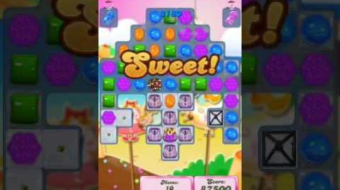 Candy Crush Level 1957 (3rd version, 20 moves)